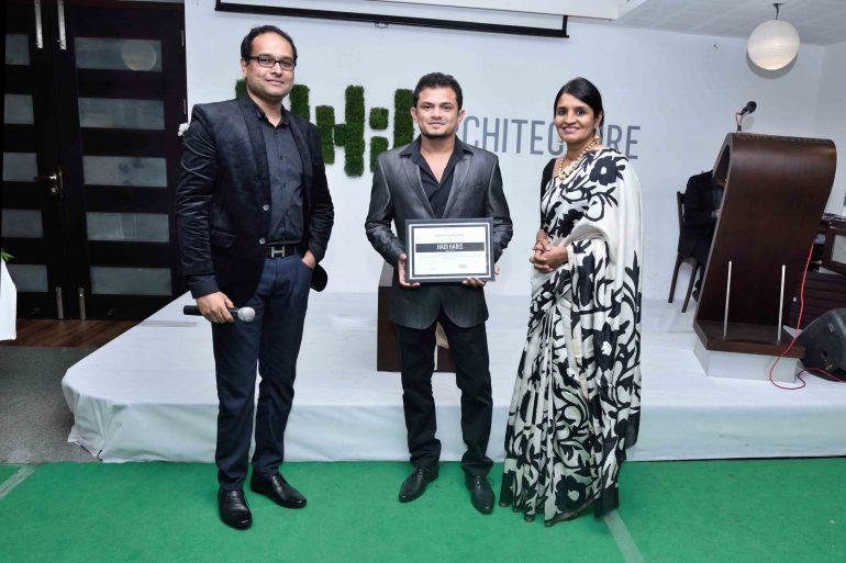Commemorating Ar. Hadi Haris' promotion to Associate Architect..